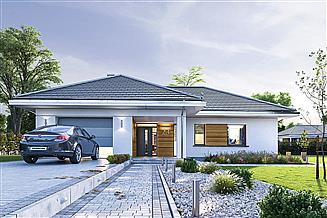 Projekt domu Parterowy