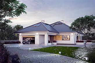 Projekt domu Ariel 7