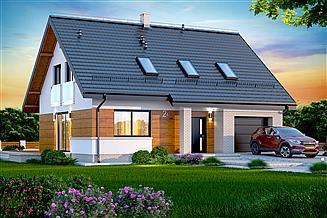 Projekt domu Marsala