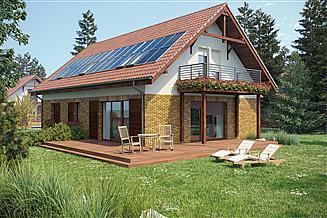 Projekt domu Swojski