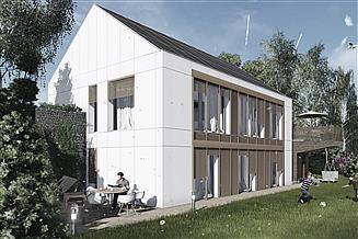 Projekt domu Das haus III