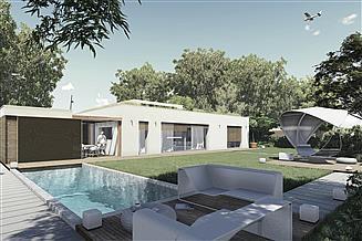 Projekt domu Das haus II