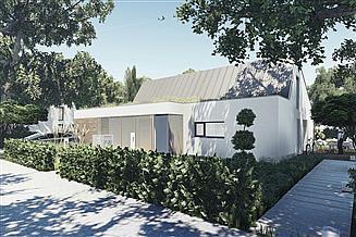 Projekt domu Das haus I