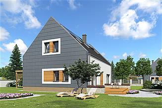 Projekt domu Jaśminowy