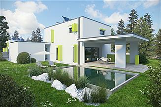 Projekt domu Modern