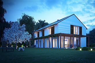Projekt domu Orkisz