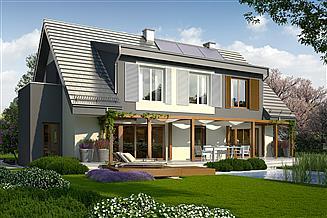 Projekt domu Panorama