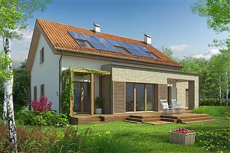 Projekt domu Ratajówka