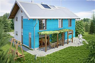 Projekt domu Samowystarczalny