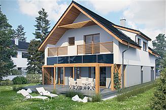 Projekt domu Praktyczny