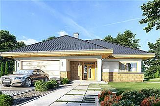 Projekt domu Doskonały 2