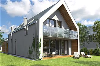 Projekt domu Ukryty