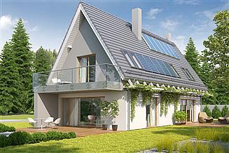 Projekt domu Z widokiem