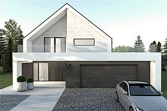 Projekt domu FX-26