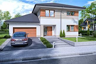 Projekt domu Domena 311 B