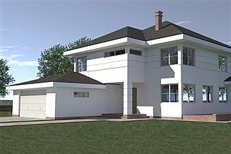 Projekt domu DN 021j