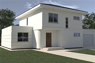 Projekt domu DN 112