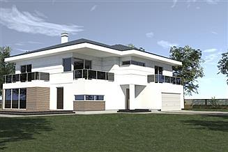 Projekt domu DN 134