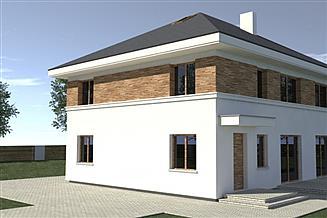Projekt domu DN 213