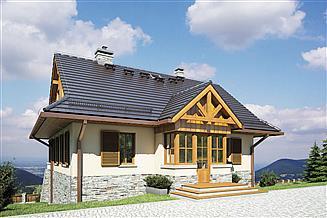Projekt domu Marzanka II