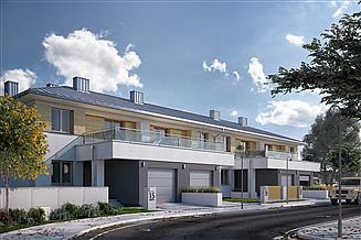 Projekt domu Sekwoja