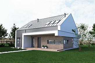 Projekt domu FX-05