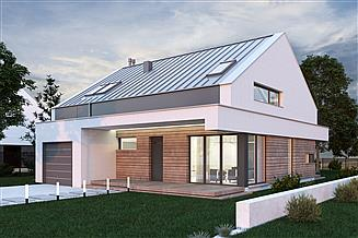 Projekt domu FX-07