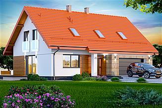 Projekt domu Darlena XL