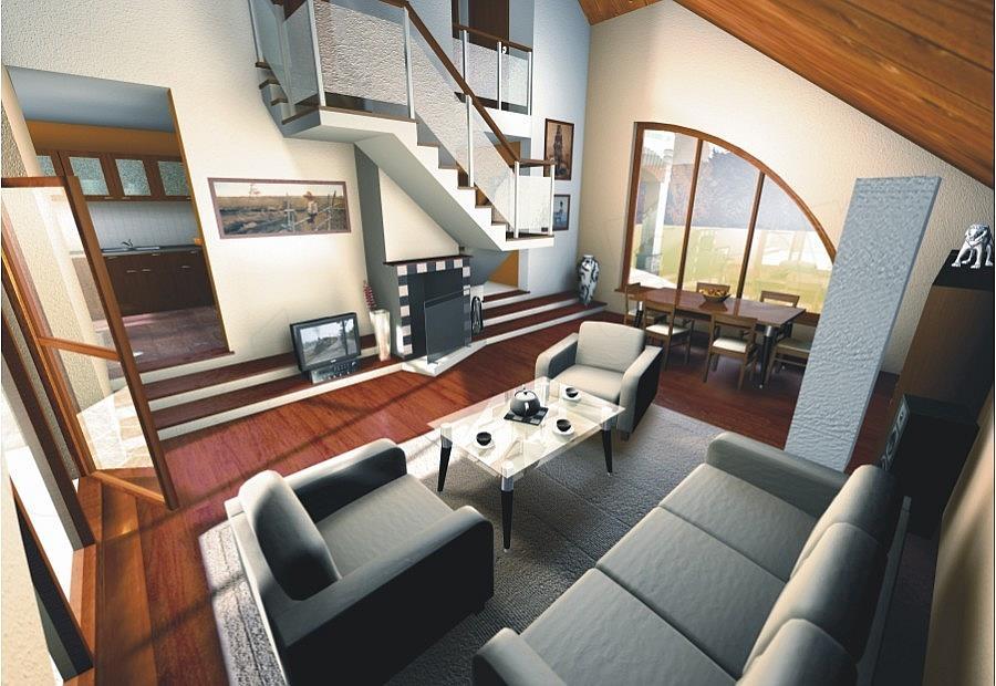 Projekt Domu Wiera 2 Z Poddaszem 1541 M2 Koszt Budowy 229 Tys