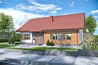 Projekt domu Domena 104