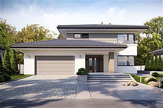 Projekt domu Korso 2