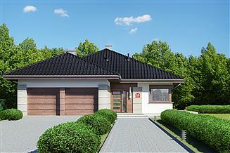 Projekt Dom Przy Pastelowej 4 Bis Gr Studio