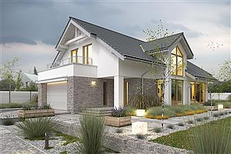 Projekt domu Z Charakterem 3A
