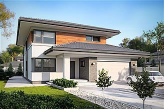 Projekt domu Karo