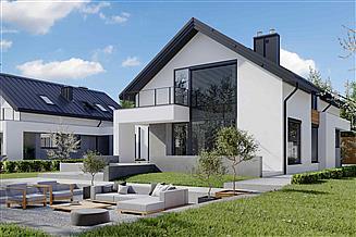 Projekt domu HomeKoncept-02 B
