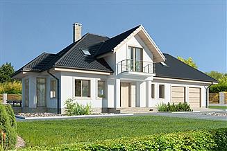 Projekt domu Dijon VI DCP234e