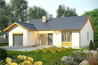 Projekt domu Hibiskus