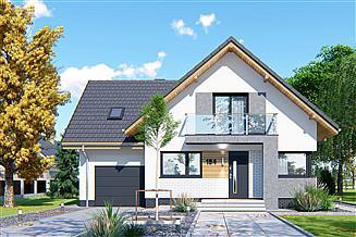 Projekt domu APS 184 NEW