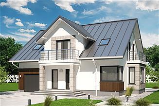 Projekt domu APS 234 NEW