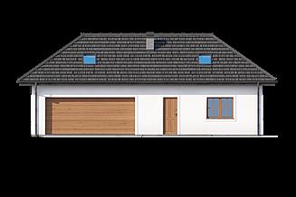 Projekt garażu Garaż G2 (08)