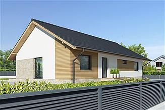 Projekt domu Arosa II DCB115a