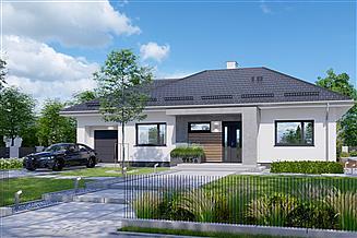 Projekt domu APS 285+G