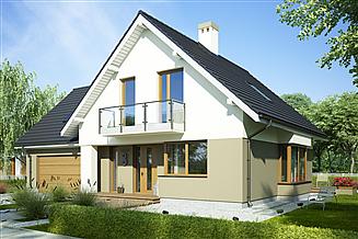 Projekt domu Tuliusz Nowy II