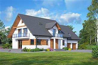 Projekt domu Miechów 3 gg