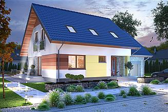 Projekt domu Ajaks Modern