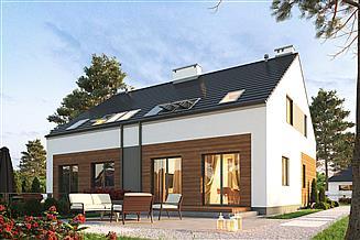 Projekt domu Eco 16