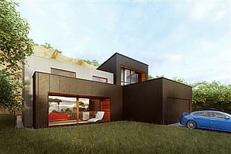 Projekt domu House x13