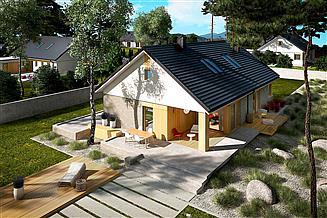 Projekt domu Daniel IV energo