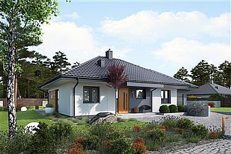 Projekt domu Mini 1 G1 energo