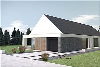 Projekt domu A-20